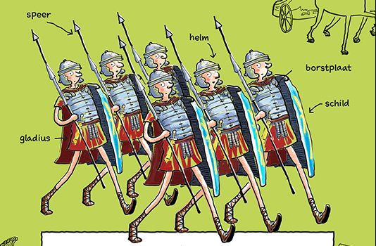 Fascinerende feiten over de Romeinen