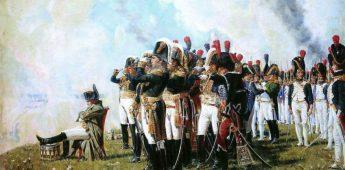 Napoleon als martelaar voor de vrede
