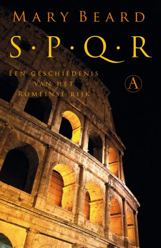 SPQR - Mary Beard