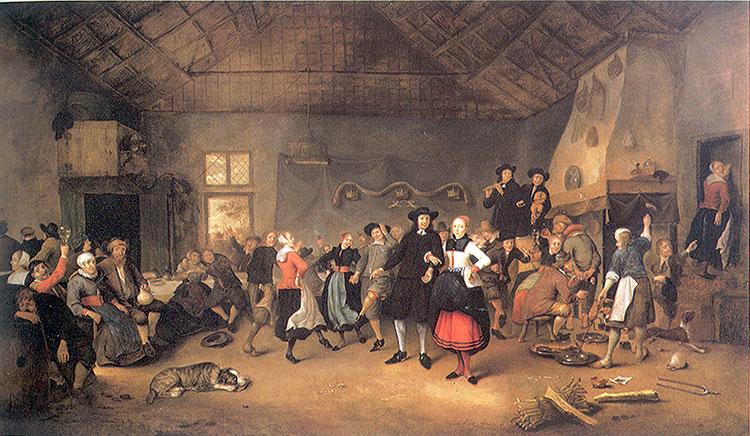Teruggevonden schilderij van schilderij van Hendrick Boogaert (WFM)