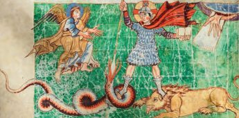 Draken in het middeleeuwse wereldbeeld