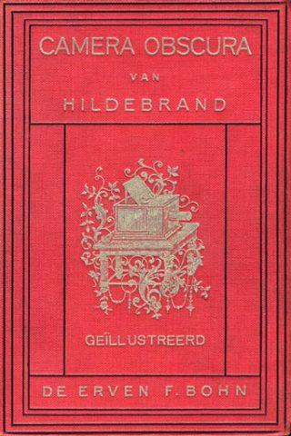 Omslag van Hildebrand (Nicolaas Beets), Camera Obscura (1839)