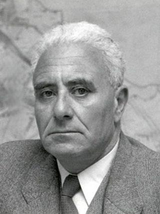 Arie Querido (Bron: Wikipedia)