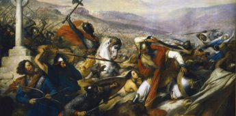 Slag bij Poitiers (ca. 733) was geen 'botsing van beschavingen'