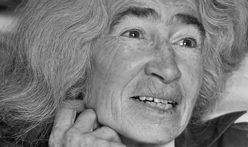 Henriette Boas - cc - Nationaal Archief