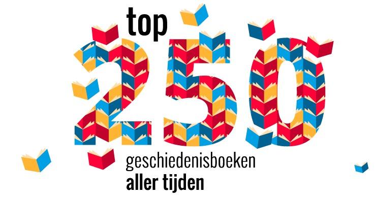 Historisch Nieuwsblad op zoek naar 'Beste Geschiedenisboek aller tijden'