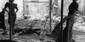Deze mensen maakten het bombardement op Rotterdam (1940) van dichtbij mee