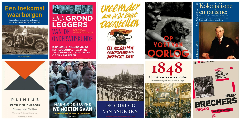 geschiedenisboeken week 21