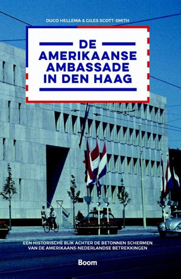 De Amerikaanse ambassade in Den Haag
