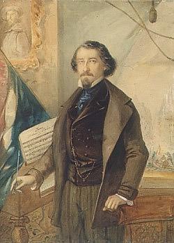 Michele Novaro, componist van het volkslied van Italië