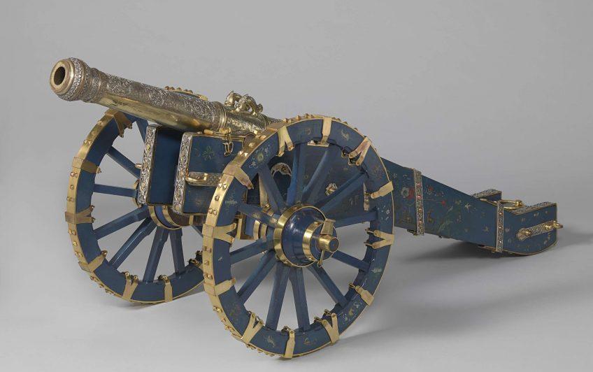 Kanon van de koning van Kandy (Rijksmuseum)