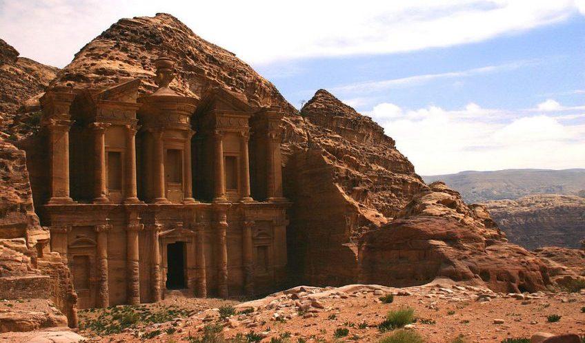 Ruïnestad Petra