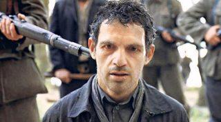 Still uit de film Son of Saul