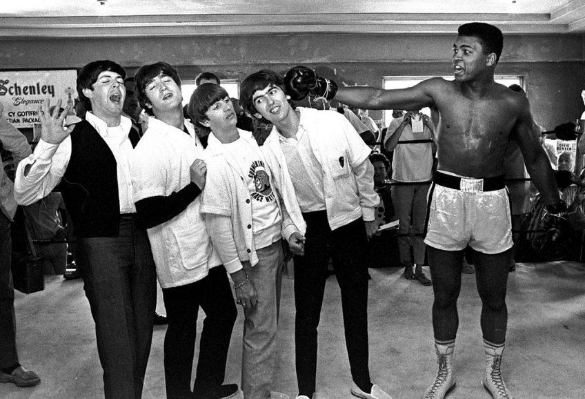 Muhammad Ali Amerikaans Bokskampioen Historiek