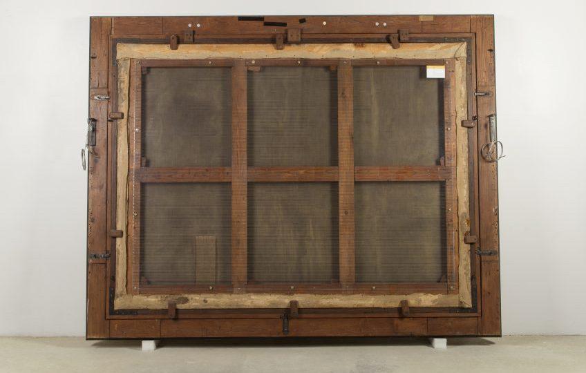 Vik Muniz - Verso (Illha de Itamaraca), 2016 - diverse materialen, 82 x 108 cm