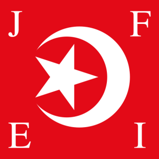 Vlag van Nation of Islam