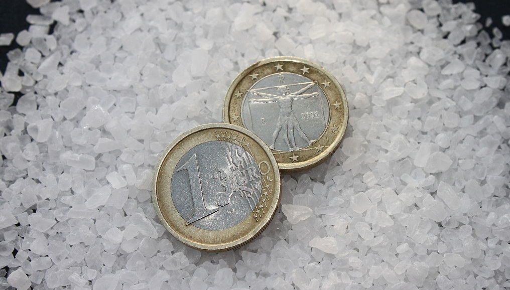 Zout en geld - cc