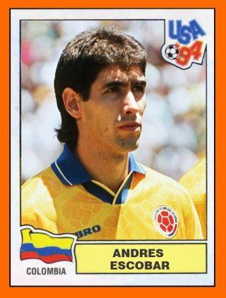 Andrés Escobar (Panini)