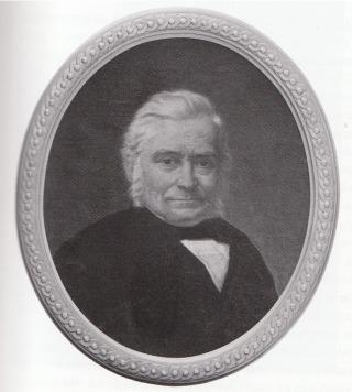 Berend Brugsma (1797-1868). Bron: www.100jaarorthopedagogiek.nl