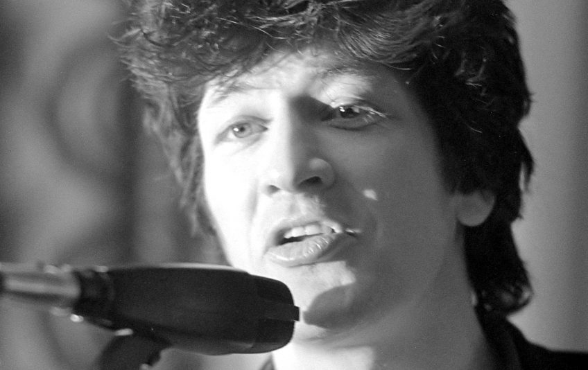 Herman Brood in 1979 (CC - Nationaal Archief - Anefo)
