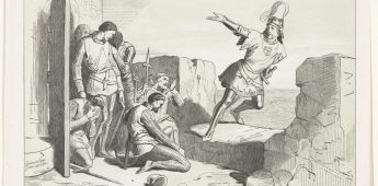 Jan van Schaffelaar en zijn sprong van de toren van Barneveld (1482)