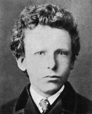 Vincent van Gogh, 1866