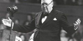 Het Verenigd Europa van Winston Churchill