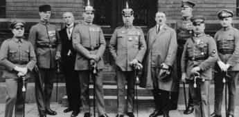 1924: kanteljaar in Hitlers leven en de wereldgeschiedenis