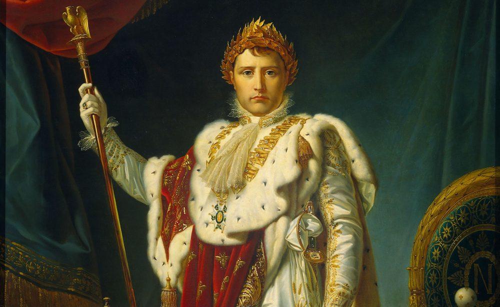 Napoleon Bonaparte Franse Generaal En Keizer Historiek