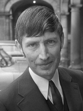 Dries van Agt in 1972 (cc - Nationaal Archief - Bert Verhoeff)