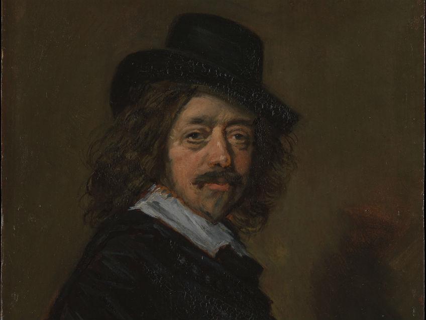 Frans Hals zelfportret