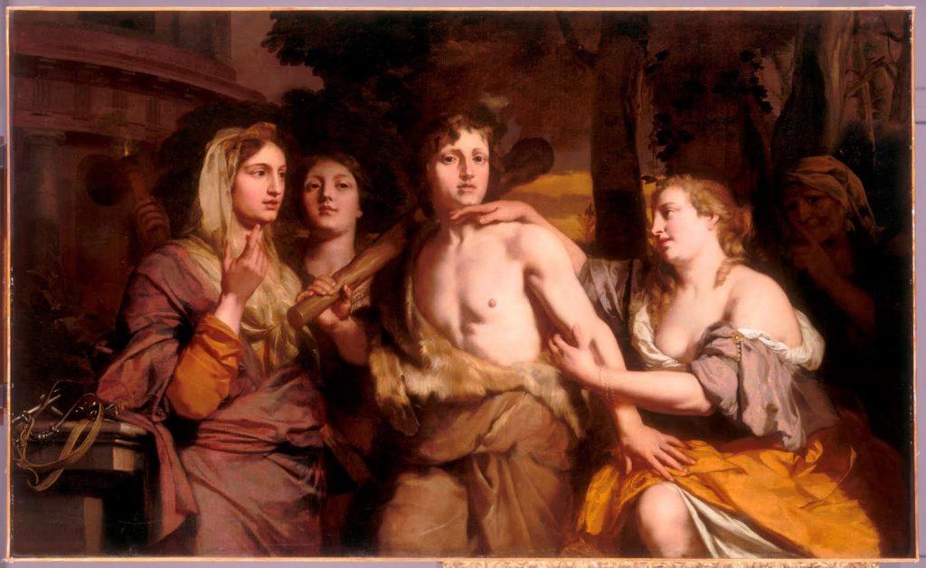 Gerard de Lairesse, Lof op de Vrede, 1671, Amiens, Musée Picardie