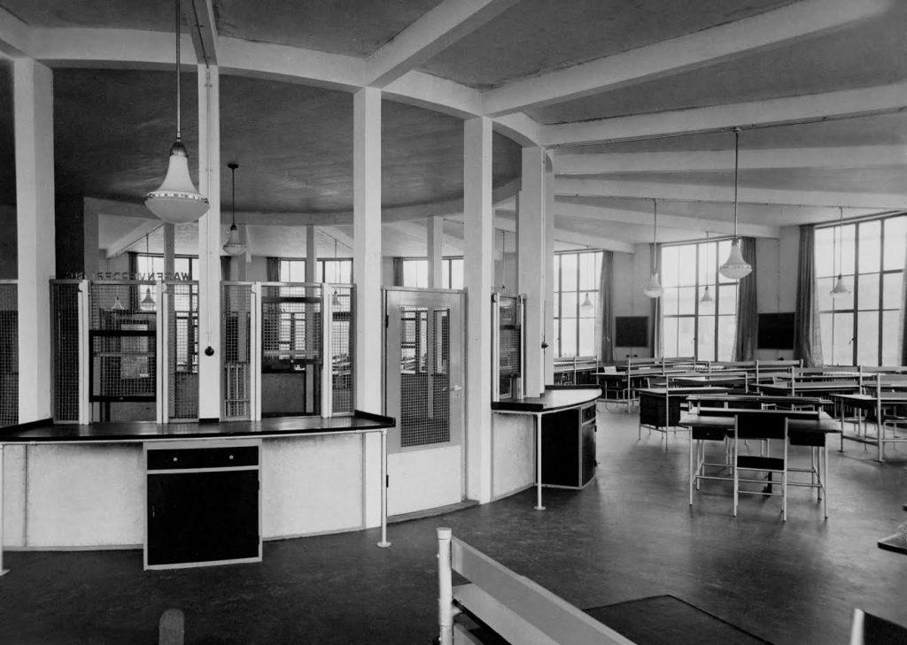 Interieur Goederenkantoor Feyenoord, 1927