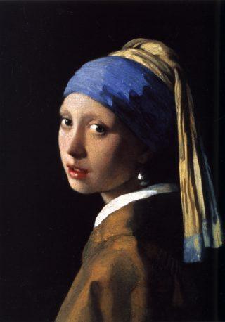 Meisje met de parel (1665-1667)