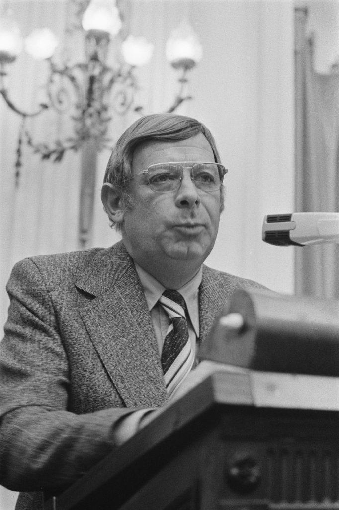 Klaas Beuker in 1973
