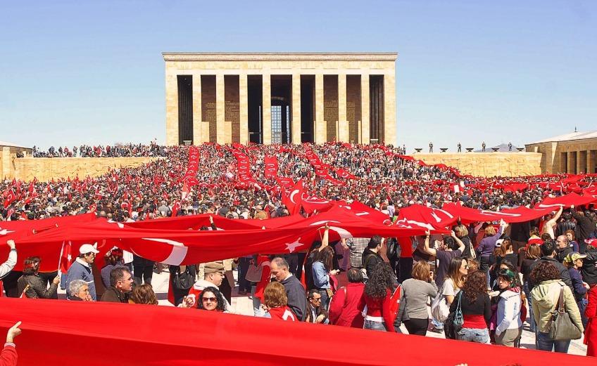 Mausoleum van Atatürk - cc