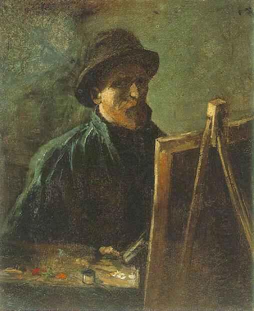 Zelfportret 1886