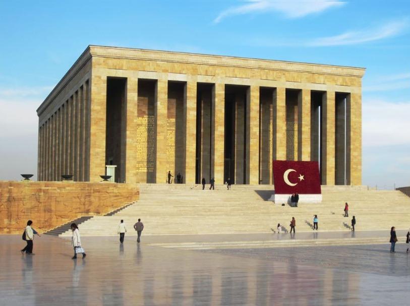 Mausoleum van Atatürk