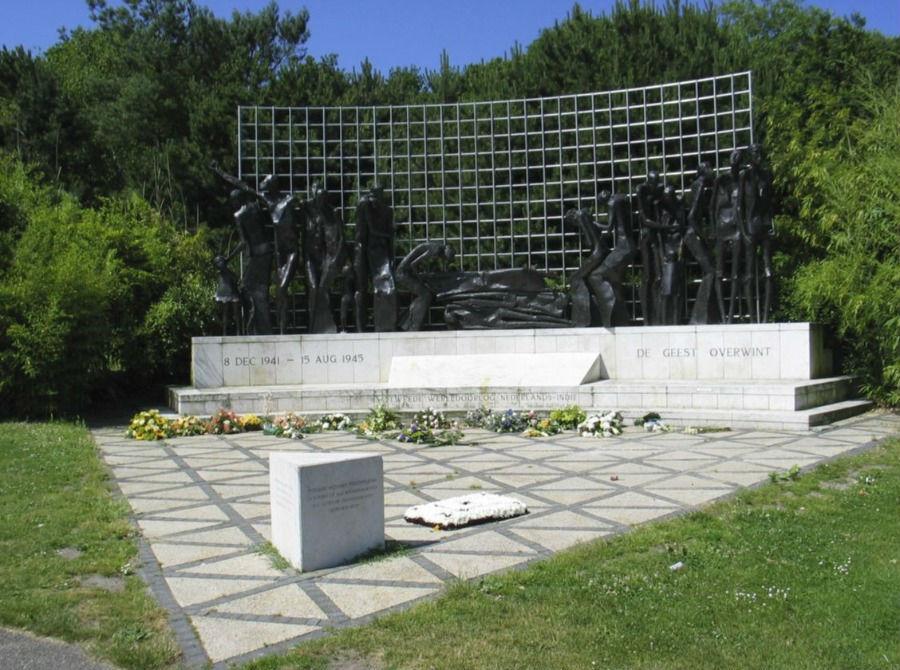 Het Indisch Monument in Den Haag (CC BY-SA 3.0 - Henkgron - wiki)