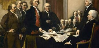 De Founding Fathers, een groepsportret