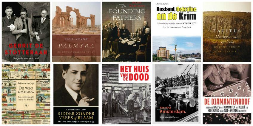 nieuwe boeken