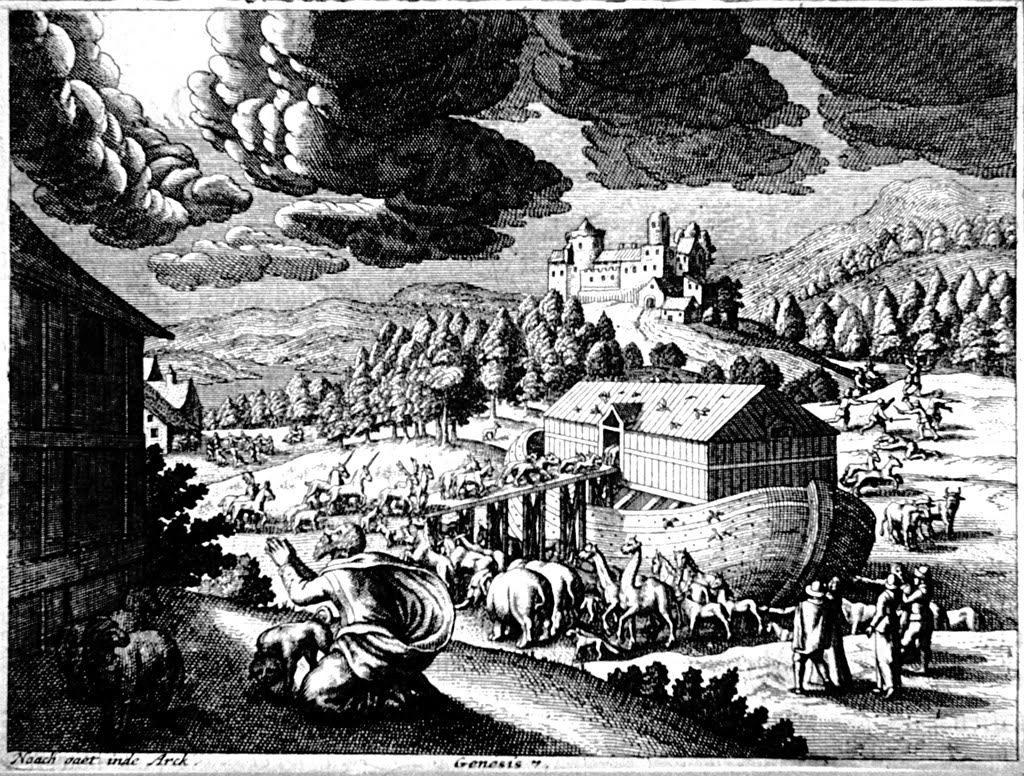 Ark van Noach - © Henk Boudewijns