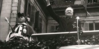 """""""Bloed, zwoegen, tranen en zweet"""" – Winston Churchill"""