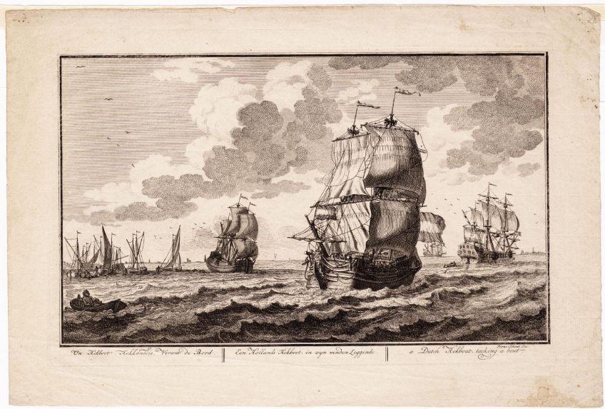 Maritiem archeologen duiken naar VOC wrak de Rooswijk (RCE)