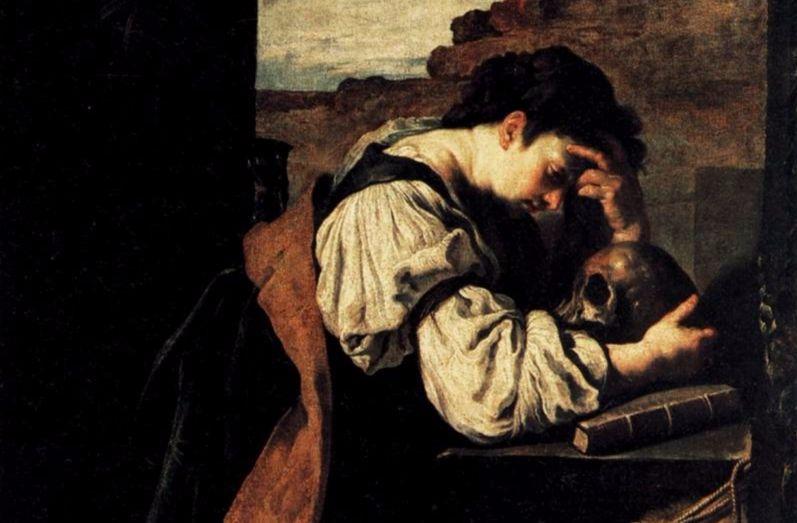 Melancholie - Domenico Fetti