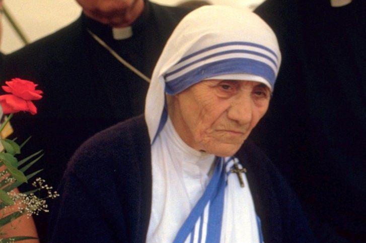 Moeder Teresa - cc