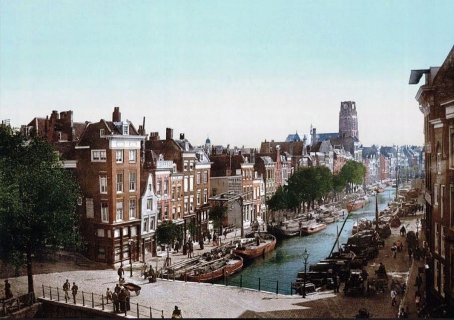 Vooroorlogs Rotterdam was minder lieflijk dan het leek