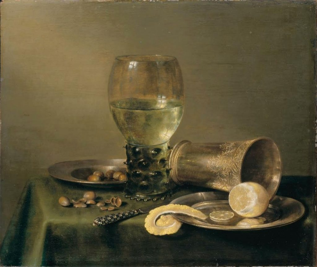Willem Claesz. Heda, stillleven uit 1632, Wallraf-Richartz-Museum