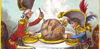 Hoe Britten en Europeanen elkaar vormden