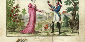 De liefdesbrief van Romke Eelkes Zandstra (1811)